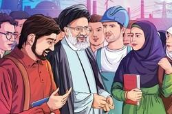 پیش به سوی ایران قوی