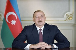 Aliyev, İran Cumhurbaşkanı seçilen Reisi'yi tebrik etti