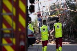 Belçika'da okul inşaatı çöktü: 3 ölü