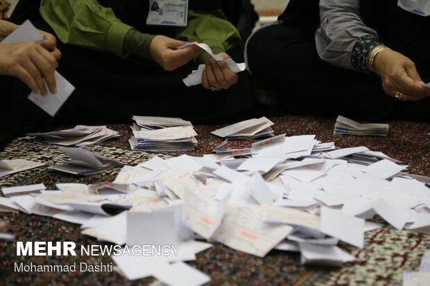مشارکت 54 درصدی مردم اردبیل در انتخابات /542 هزار نفر رأی دادند