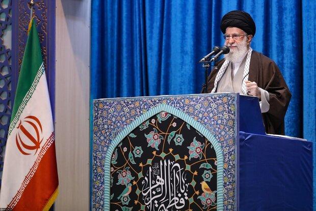 فكر قائد الثورة والوعي الشعبي اساس قوة ايران