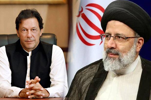 پاکستانی وزیر اعظم کی ایران کے نو منتخب صدر کو مبارکباد