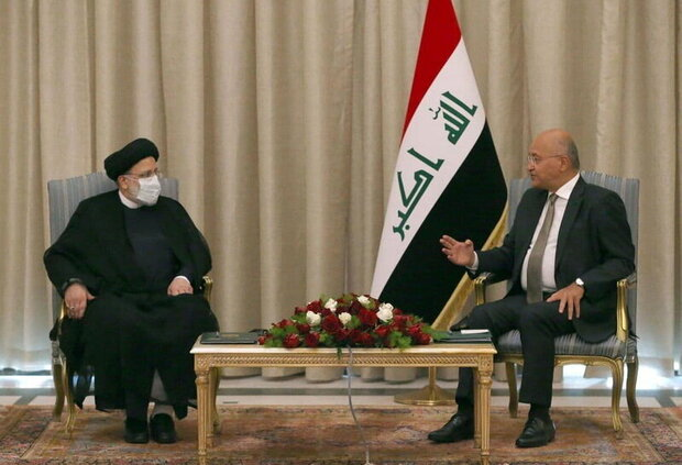 Iraq hopes of expansion of mutual relations with Iran: Salih