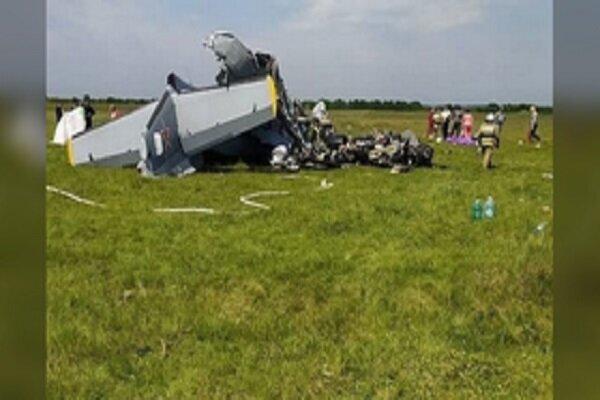 سقوط هواپیمای آموزشی در خراسان شمالی/ ۲ سرنشین هواپیما جان باختند