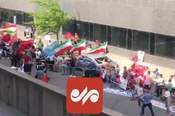 حمله به ایرانیان ساکن سوئد که در انتخابات شرکت کردند