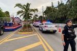فلوریڈا میں پریڈ کے دوران ٹرک حملے میں ایک شخص ہلاک 2 زخمی