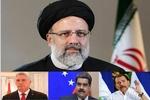 عالمی رہنماؤں کی جانب سے ایران کے نومنتخب صدر کو تہنیتی پیغامات کا سلسلہ جاری