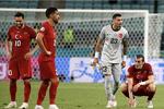 Türkiye Takımı EURO 2020'ye veda etti