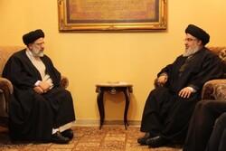 Nasrullah'tan İbrahim Reisi'ye tebrik mesajı