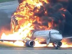 روس میں مسافر بردار طیارہ ہنگامی لینڈنگ کے دوران تباہ / 9 افراد ہلاک