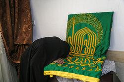 صوبہ خراسان شمالی میں خورشید کے زیر سایہ کاررواں کا استقبال