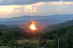 3 injured in explosion at Serbian ammunition plant (+VIDEO)