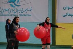 اردوی سوم انتخابی تیم ملی والیبال بانوان آغاز شد
