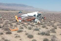 سقوط هواپیمای آموزشی در خراسان شمالی/ ۲ نفر جان باختند