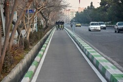 اتصال مسیر دوچرخه منطقه ۱۴ تهران به مناطق همجوار