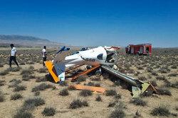 پرواز با هواپیماهای سبک برای دومین بار در یک ماه متوقف شد