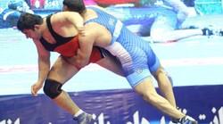ايران تفوز بالمركز الثالث في بطولة تركيا الدولية