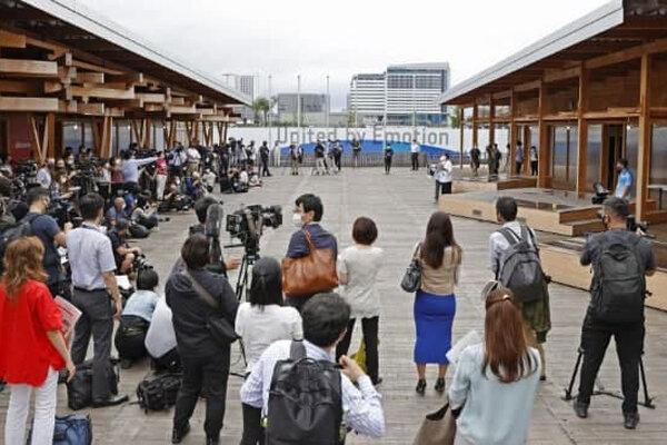 رونمایی از دهکده ورزشکاران در توکیو/ از کافه و گل فروشی تا آتلیه