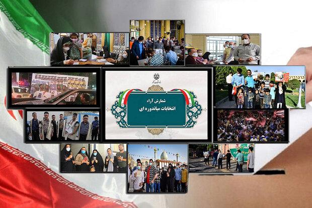 تعیین تکلیف کرسیهای مجلس و خبرگان/منتخبان انتخابات میاندورهای