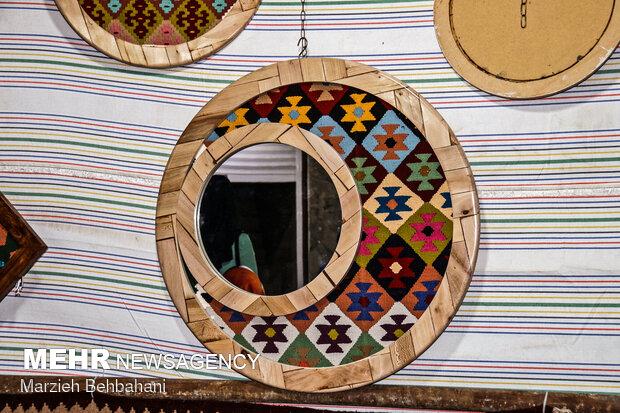 نمایشگاه گردشگری و صنایع دستی - آبادان