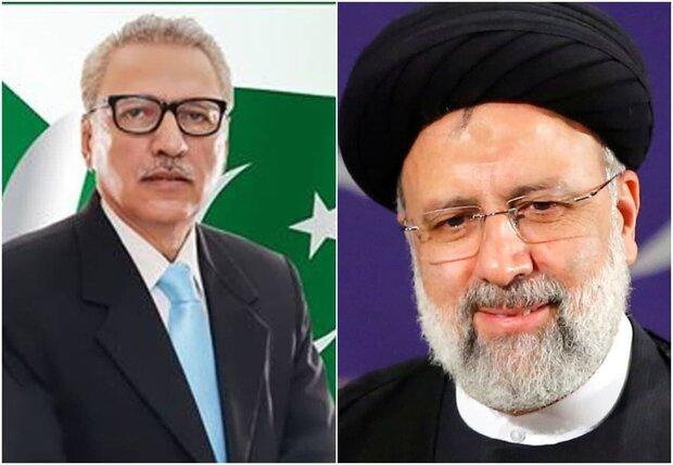 Tajikistan, Pakistan presidents congratulate Raeisi