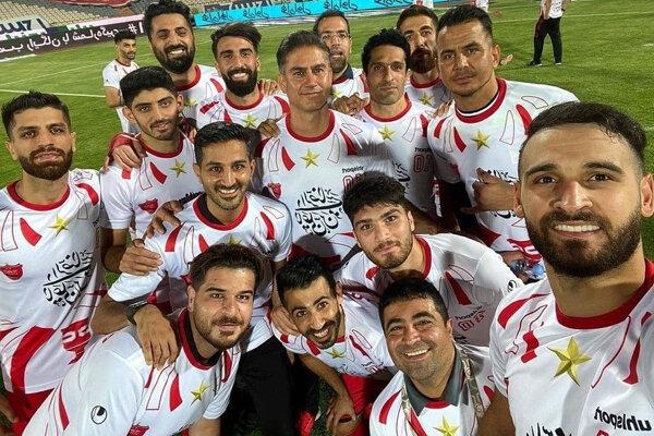 بازیکنان پرسپولیس پس از قهرمانی درسوپر جام فوتبال ایران چه گفتند؟