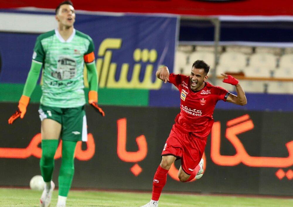 Persepolis win fourth successive Super Cup title