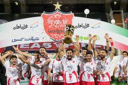 Persepolis FC win fourth successive Super Cup title