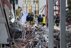 ریزش یک مدرسه در بلژیک ۵ کشته برجا گذاشت