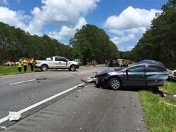 امریکہ میں ٹریفک حادثے میں 9 بچوں سمیت 10 افراد ہلاک