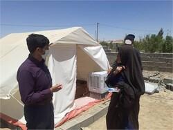 مسکن مددجویان زلزلهزده خراسان شمالی قبل از فصل سرما ساخته میشود