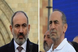 Armenia PM Pashinyan's Civil Contract claims victory in snap