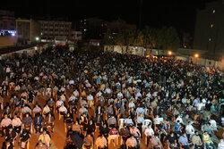 کرمانشاہ میں سید ابراہیم رئیسی کے حامیوں کا شاندار جشن