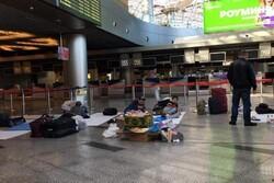 تعیین تکلیف مسافران ایرانی در روسیه/مسافران دیپورت نشدند