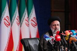 Iran to continue defending Palestine: Raeisi