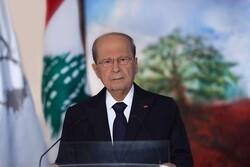 Lebanon's Aoun congrats Ayat. Raeisi for election victory