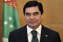 الرئيس التركمانستاني يهنئ نظيره الإيراني بفوزه في الانتخابات الرئاسية