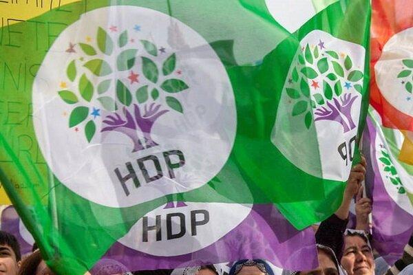 HDP iddianamesi kabul edildi