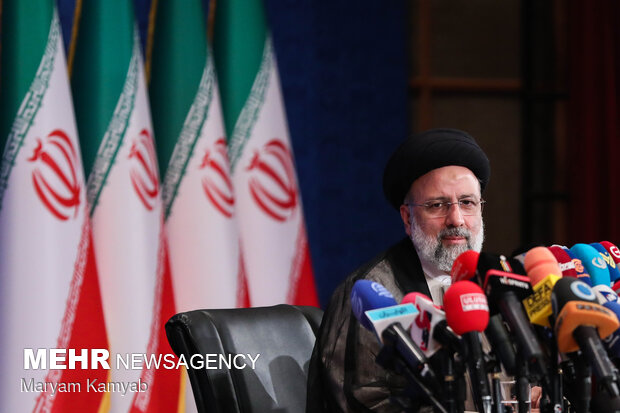 Iran to do its best for Afghanistan's stability: Raeisi