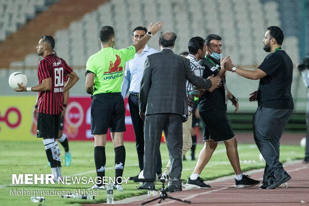 Esteghlal 2-0 Padideh: IPL