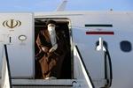 رئیس جمهور منتخب وارد مشهد شد