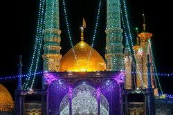 العتبة الرضوية تنشر صور ترميم ضريح الإمام الرضا (ع)