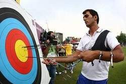 Archer Milad Vaziri goes to Tokyo Olympics