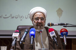 نشست خبری حجت الاسلام محمد مصدق