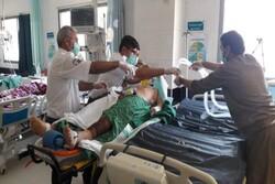 انفجار «مین» دستان سرباز هنگ مرزی بانه را قطع کرد