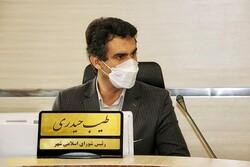 رئیس شورای شهر کرمانشاه استعفا داد