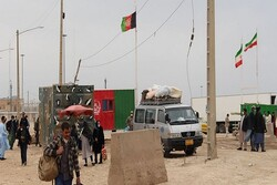 Iran's border with Afghanistan Herat province reopened