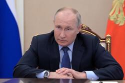 پوتین به رئیس جمهور عراق تسلیت گفت