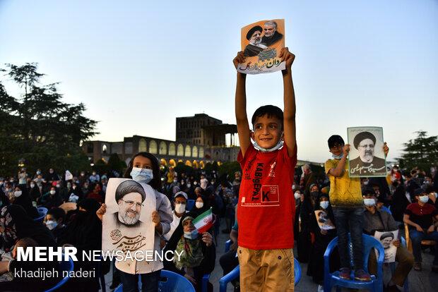 جشن همه جمهور در نصف جهان
