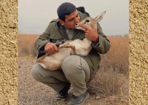 برای نجات حیات وحش لطفا شما هم محیطبان شوید
